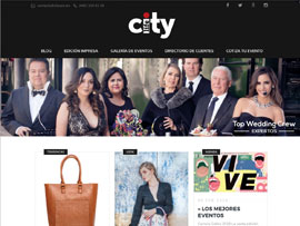 Revista city Qro